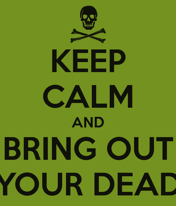 Bring Out Your Dead – Dev for IE
